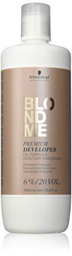 Schwarzkopf Professional Blonde Me Premium Developer Oil Formula 33.8 oz/1000ml (6% ; 20 Volume)